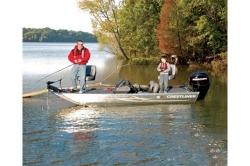 2011 - Crestliner Boats - 16 Storm Panfish