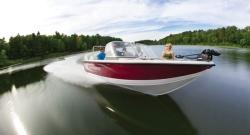 2012 - Crestliner Boats - 1850 Sportfish OB