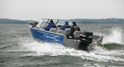 2012 - Crestliner Boats - 1900 Super Hawk