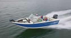 Crestliner Boats - 1950 Sportfish OB