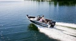 2012 - Crestliner Boats - 1600 Super Hawk