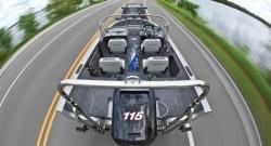 2012 - Crestliner Boats - 1700 Super Hawk