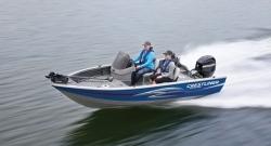 2012 - Crestliner Boats - Fish Hawk 1600 SC
