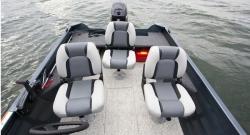 2012 - Crestliner Boats - Kodiak 14 Tiller