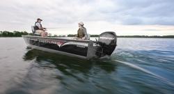 2012 - Crestliner Boats - Kodiak 18 Tiller