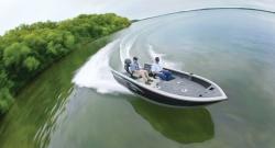 2012 - Crestliner Boats - 1850 Pro Tiller