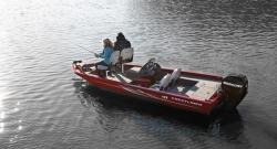 2012 - Crestliner Boats - TC 17