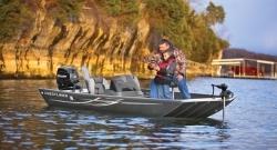 2012 - Crestliner Boats - 16 Storm Panfish