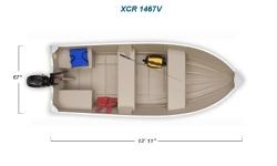 2012 - Crestliner Boats - XCR 1467V