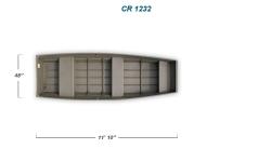 2012 - Crestliner Boats - CR Jons 1232