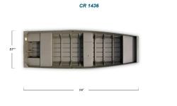 2012 - Crestliner Boats - CR 1436