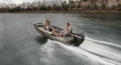2012 - Crestliner Boats - 1650 Retriever DS
