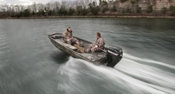 2012 - Crestliner Boats - 1650 Retriever SC
