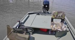 2012 - Crestliner Boats - 1756 Retriever DS