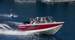 2013 - Crestliner Boats - 1850 Super Hawk