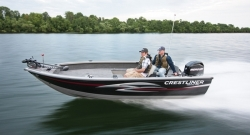 2013 - Crestliner Boats - 1650 Pro Tiller