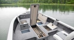 2013 - Crestliner Boats - 1750 ProTiller