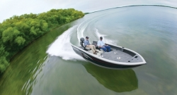 2013 - Crestliner Boats - 1850 Pro Tiller