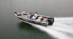 2013 - Crestliner Boats - 1850 Raptor