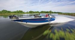 2013 - Crestliner Boats - 1750 Fish Hawk
