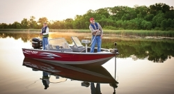 2013 - Crestliner Boats - 1850 Fish Hawk