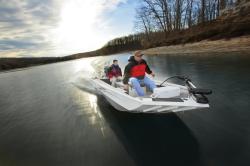 2013 - Crestliner Boats - 1657 SS