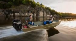 2013 - Crestliner Boats - 1756 Retriever Jon Deluxe