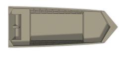 2013 - Crestliner Boats - 2070 Retriever Jon