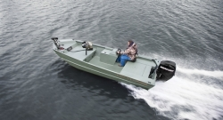 2013 - Crestliner Boats - 2070 Retriever SC