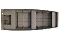 2013 - Crestliner Boats - CR 1236