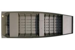 2013 - Crestliner Boats - CR 1648 M