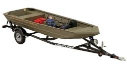 2013 - Crestliner Boats - 1546 Retriever Jon