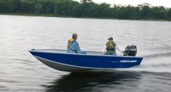 2014 - Crestliner Boats - 1650 Sportsman