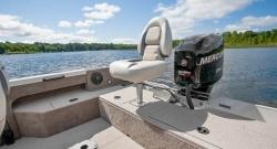 2014 - Crestliner Boats - 1600 Fish Hawk
