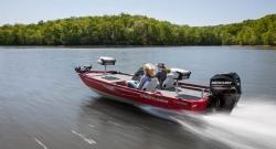 2014 - Crestliner Boats - 17 STORM