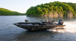 2014 - Crestliner Boats - 2070 Retriever SC