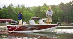 2014 - Crestliner Boats - 1750 Raptor