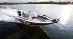 2014 - Crestliner Boats - 2050 Raptor