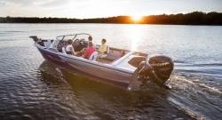 2014 - Crestliner Boats - 2150 Sportfish