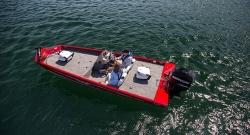 2014 - Crestliner Boats - TC 18