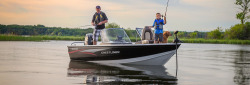 2015 - Crestliner Boats - 1650 Fish Hawk