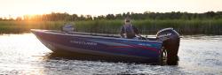 2015 - Crestliner Boats - 1650 Pro Tiller