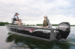 2015 - Crestliner Boats - Kodiak 14
