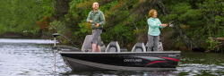2015 - Crestliner Boats - 1600 Fish Hawk