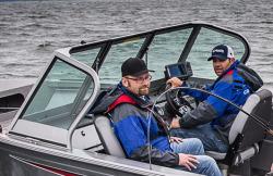 2015 - Crestliner Boats - 1850 Commander