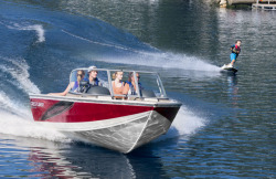 2015 - Crestliner Boats - 1850 Super Hawk