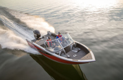 2015 - Crestliner Boats - 1950 Super Hawk