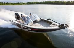 2015 - Crestliner Boats - 2050 Raptor