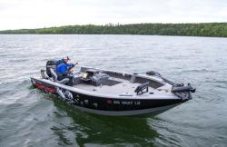 2015 - Crestliner Boats - 1850 Pro Tiller