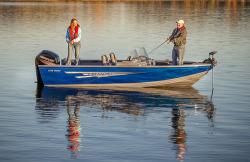 2015 - Crestliner Boats - 1700 Vision